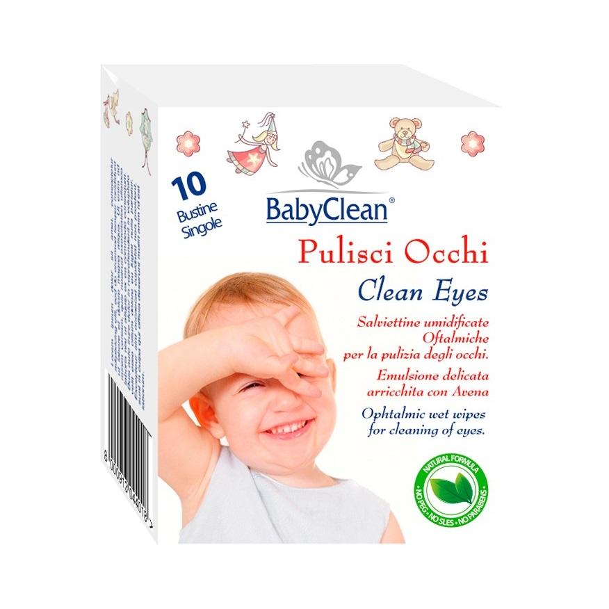 """Baby Clean """"Clean Eyes"""""""