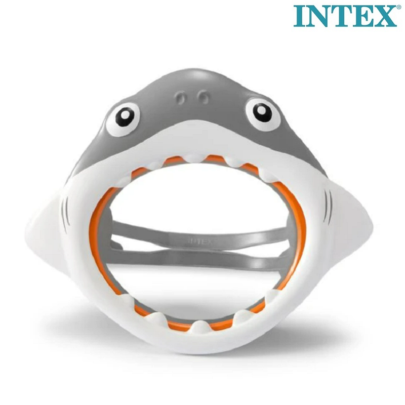 Intex cyklop för barn haj