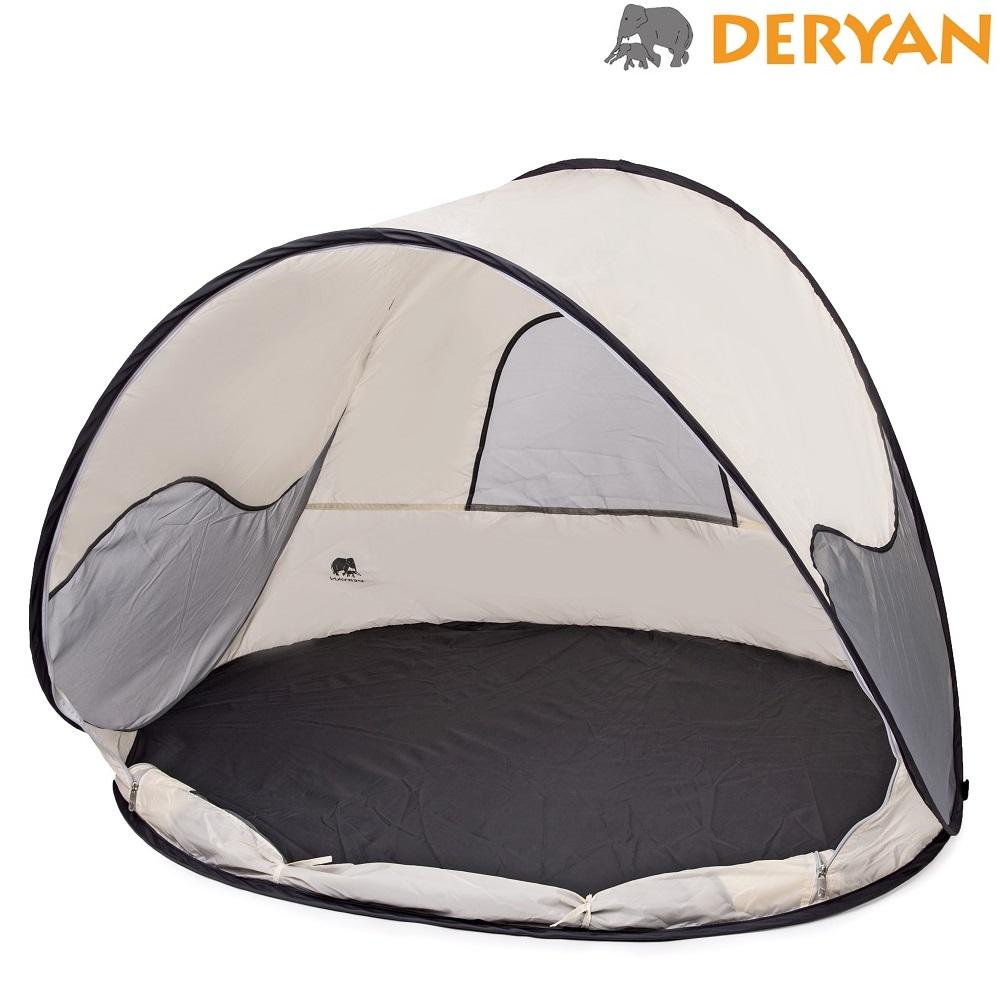 Rantateltta Deryan UV-teltta Cream