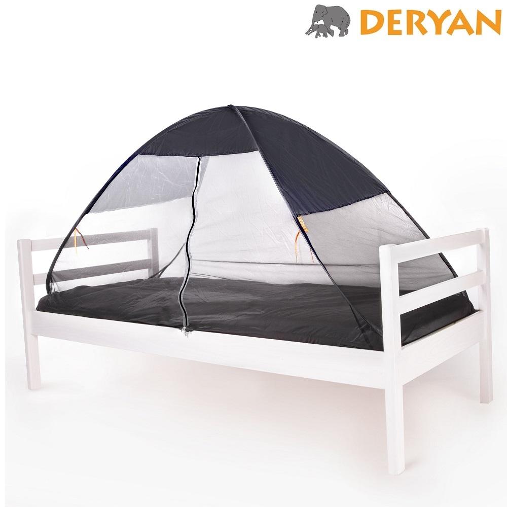 Hyttysverkko ja sänkyteltta Deryan Pop-up Grey