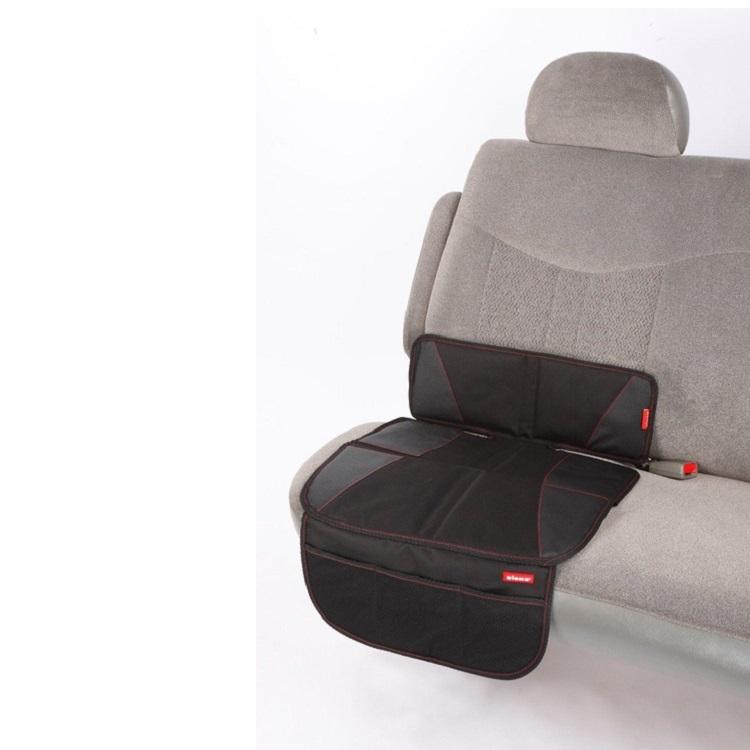 Istuinsuoja autoon Diono Super Mat musta