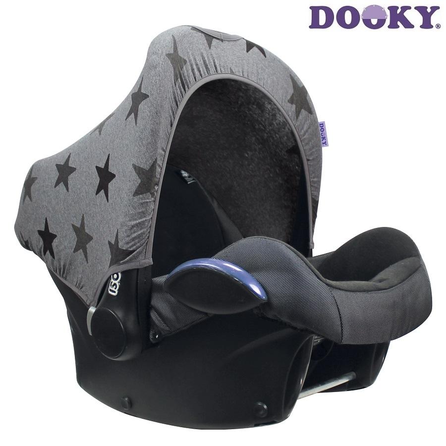 Dooky Hoody Grey Stars