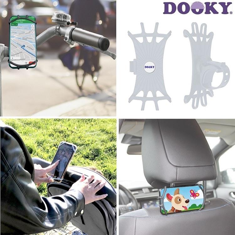 Dooky kännykkäteline rattaisiin ja pyörään