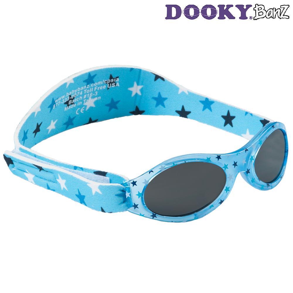 Lasten aurinkolasit DookyBanz Blue star