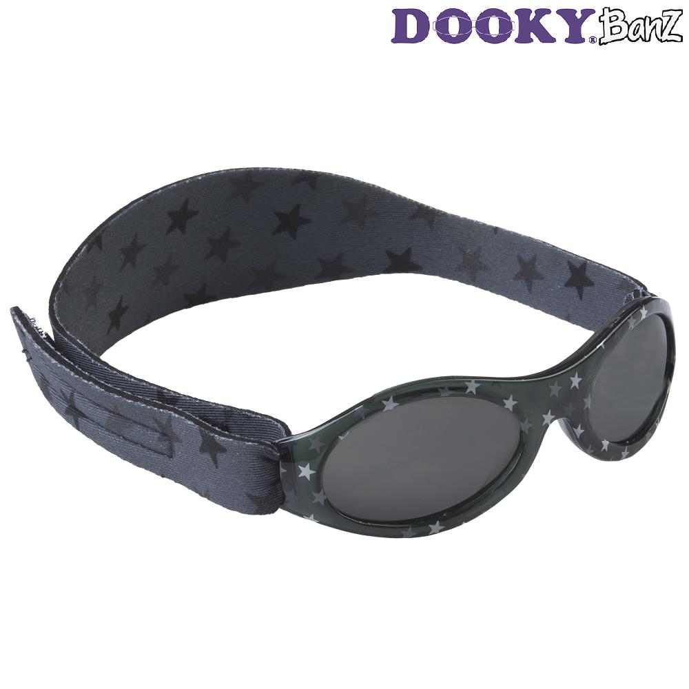 Lasten aurinkolasit DookyBanz Grey star