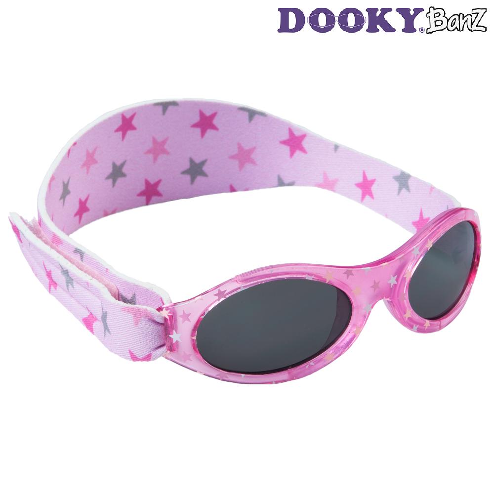 Lasten aurinkolasit DookyBanz Pink star