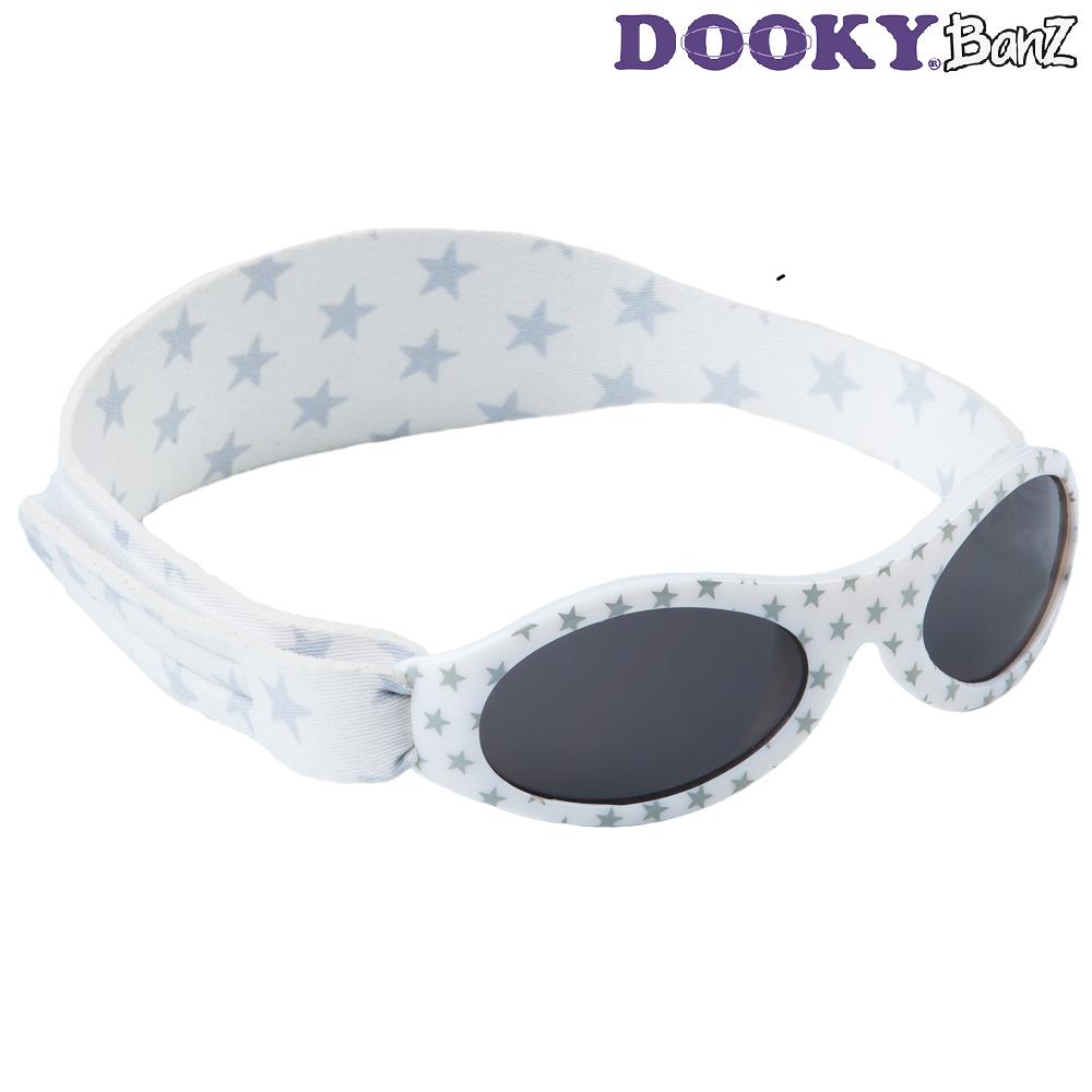 Lasten aurinkolasit DookyBanz Silver star