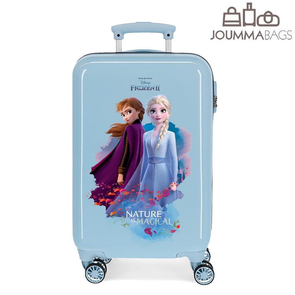 Frost resväska för barn Nature is Magical