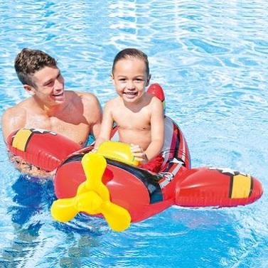 Intex Pool Cruiser - Punainen