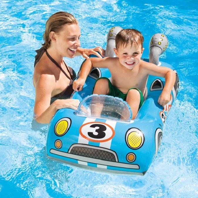 Intex Pool Cruiser - Sininen
