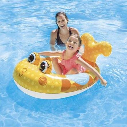 Intex Pool Cruiser - Keltainen