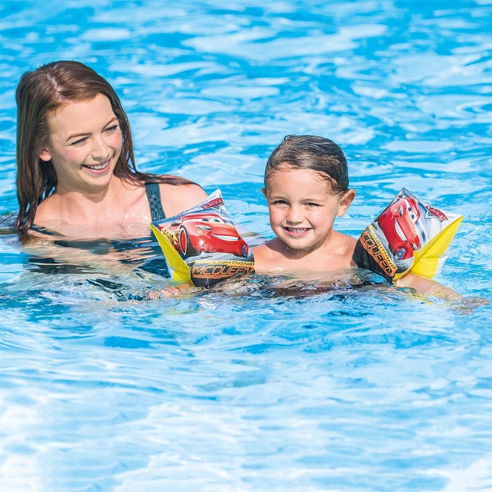 Uimakellukkeet Lapsille Intex Cars