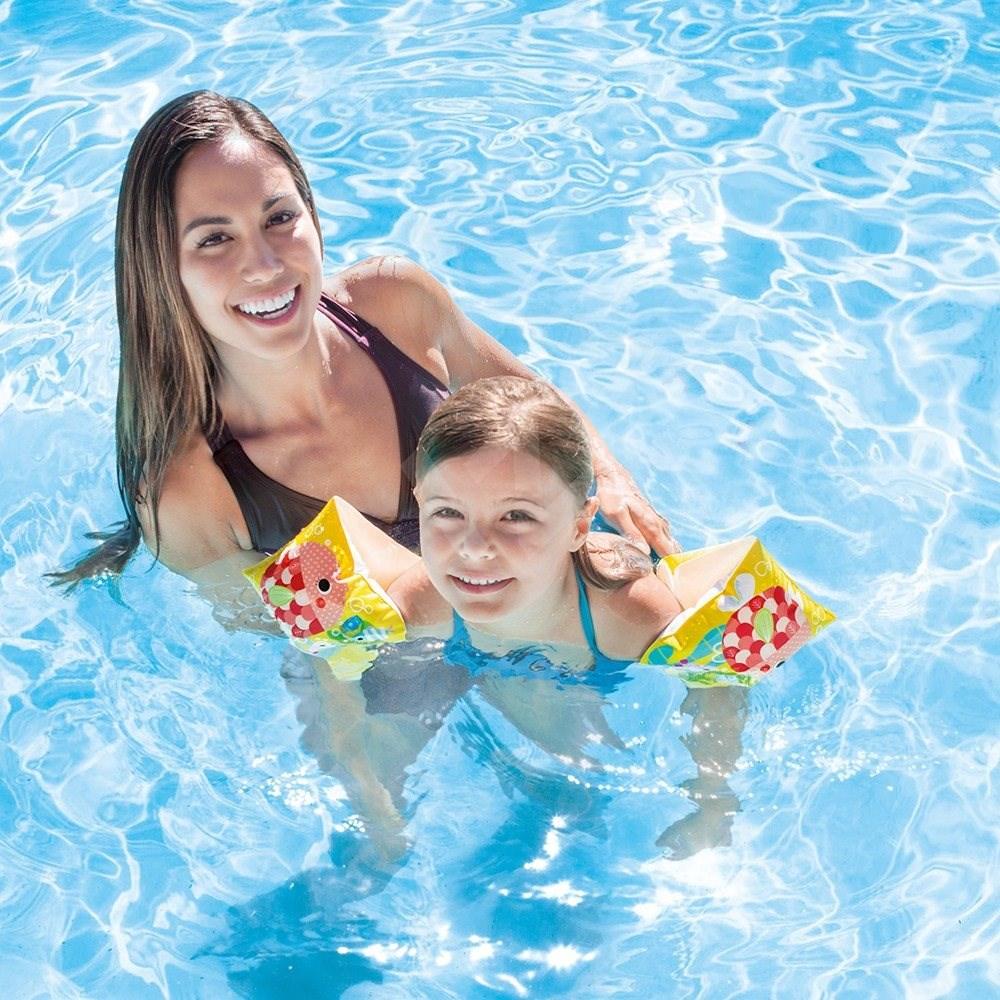 Uimakellukkeet Lapsille Intex Kalastaa