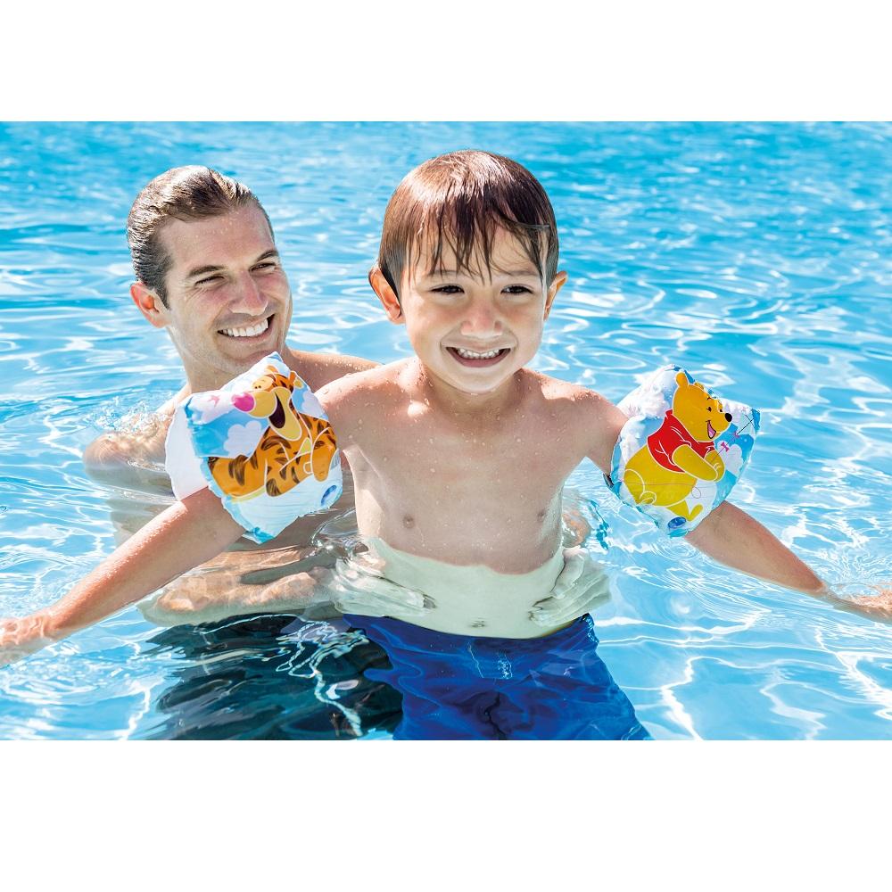 Uimakellukkeet Lapsille Intex Nalle Puh