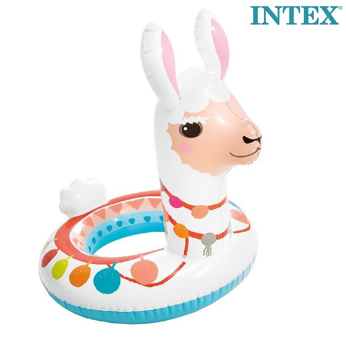 Uimarengas lapselle Intex Laama