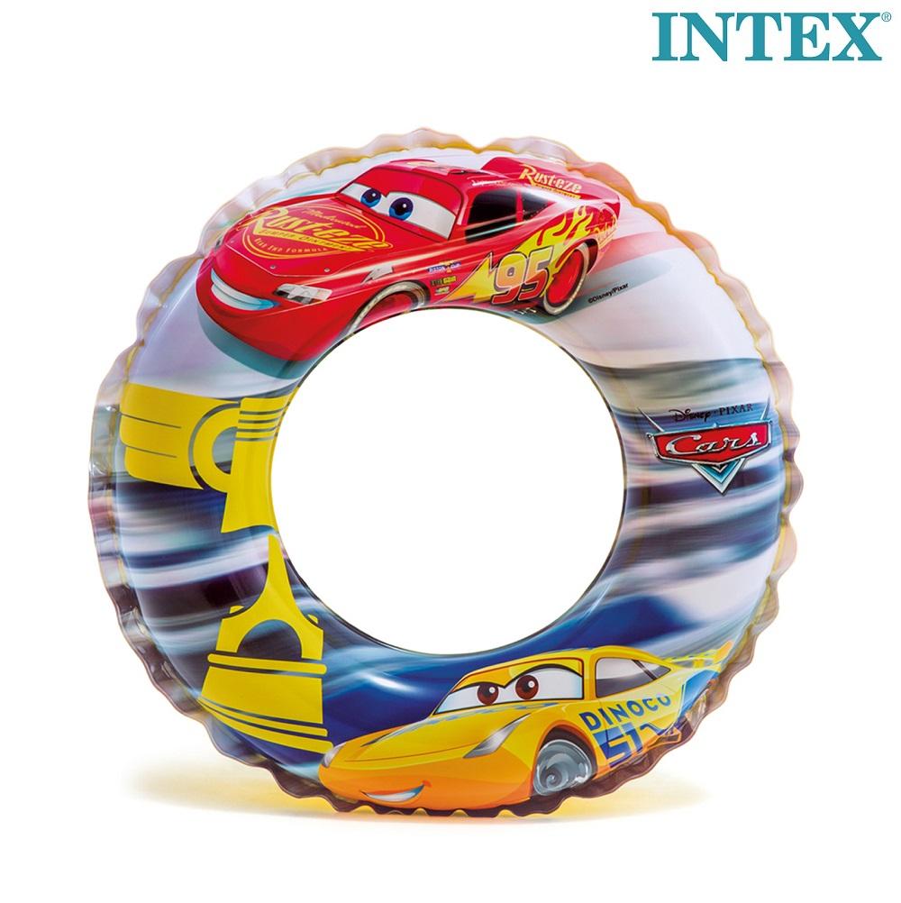 Uimarengas lapselle Intex Cars