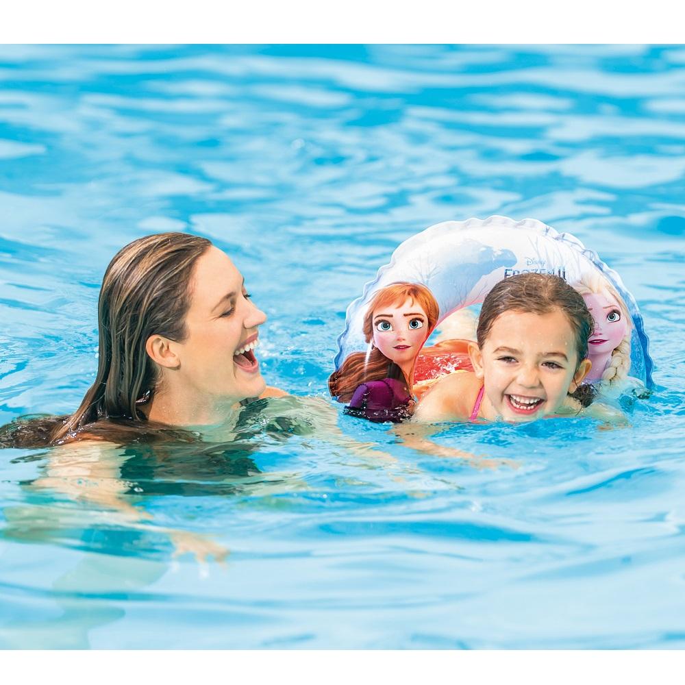 Uimarengas lapselle Intex Frozen