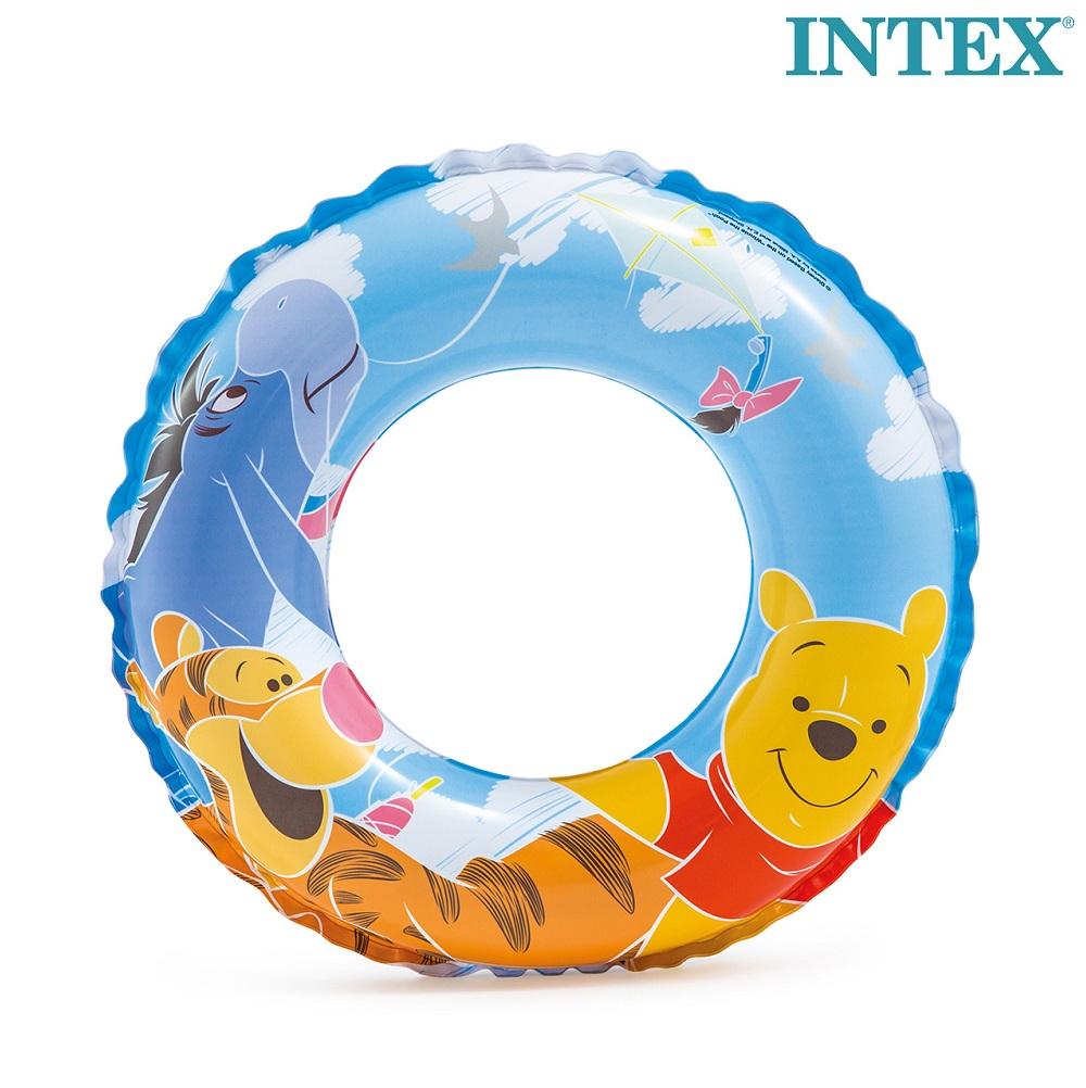 Uimarengas lapselle Intex Nalle Puh