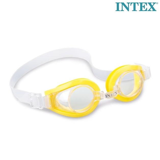 Lasten uimalasit Intex Yellow