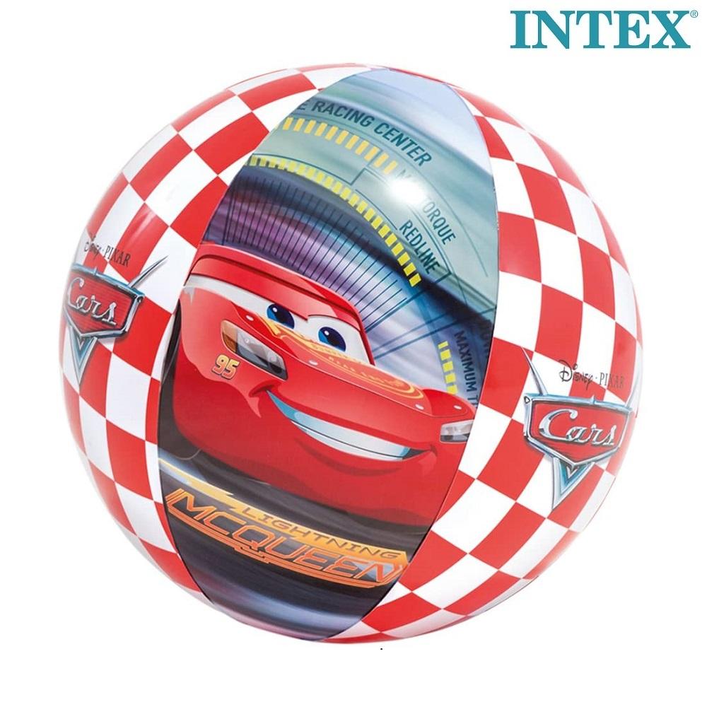 Rantapallo Intex Cars