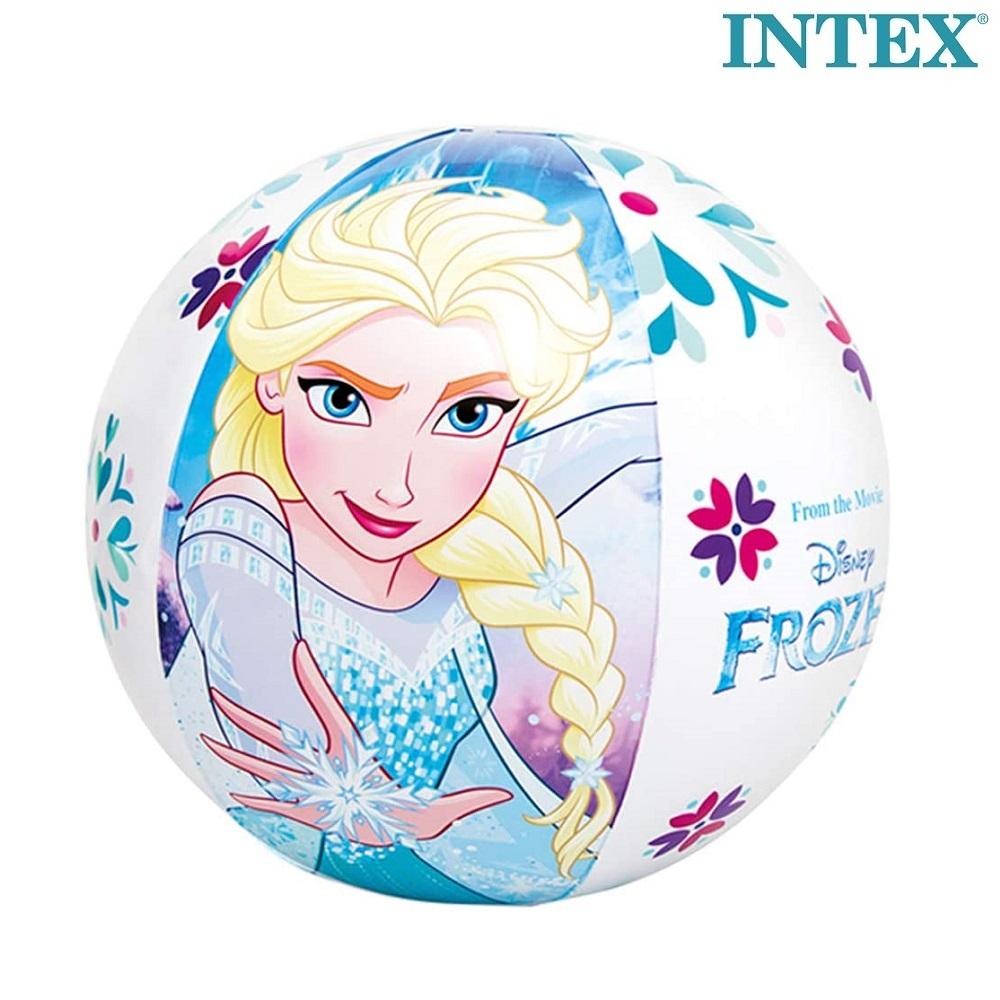 Rantapallo Intex Frozen Elsa ja Anna