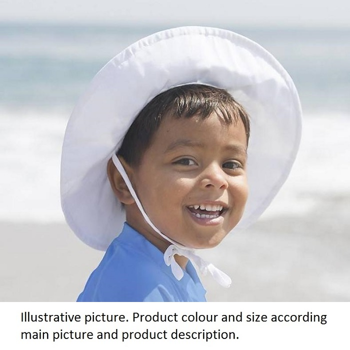 Lasten UV kesahattu Iplay valkoinen