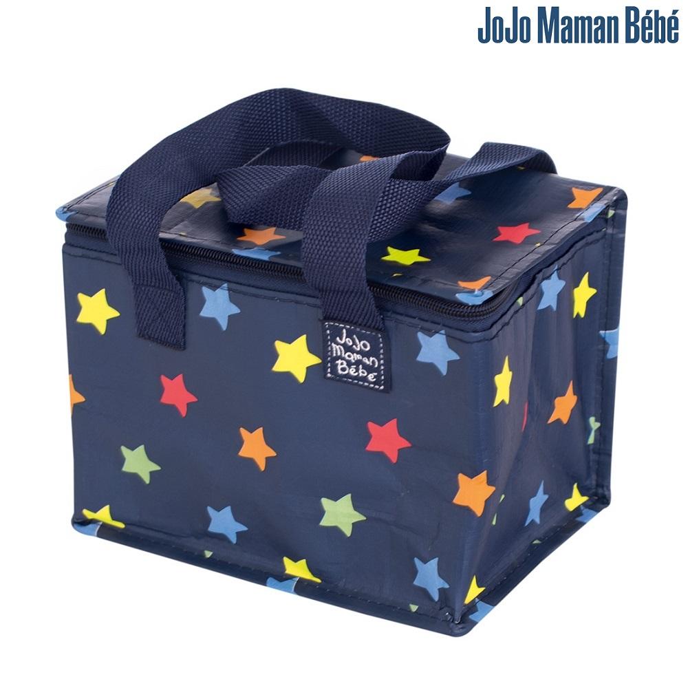 Kylmalaukku Jojo Maman Bebe tahdet sininen
