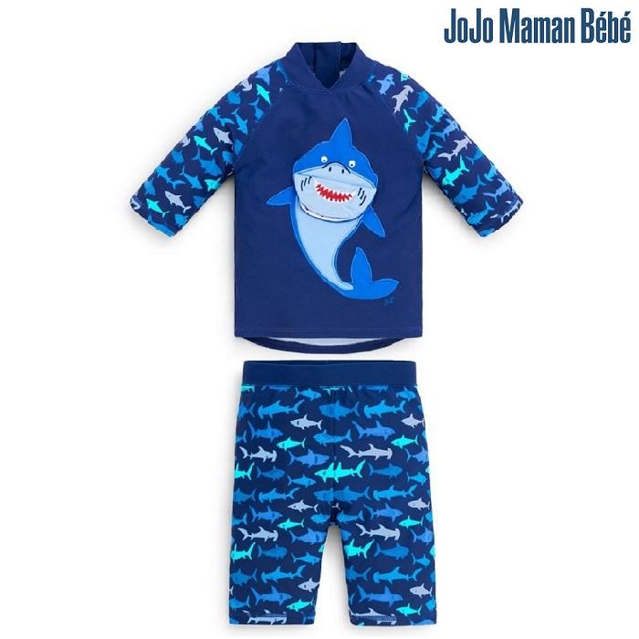 Jojo Maman Bébé Blue Shark
