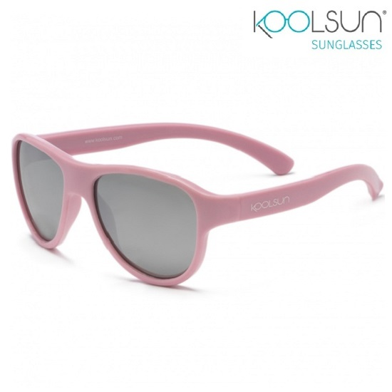 Lasten Aurinkolasit Koolsun Air Blush Pink