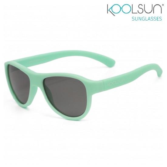 Lasten Aurinkolasit Koolsun Air Grey Jade