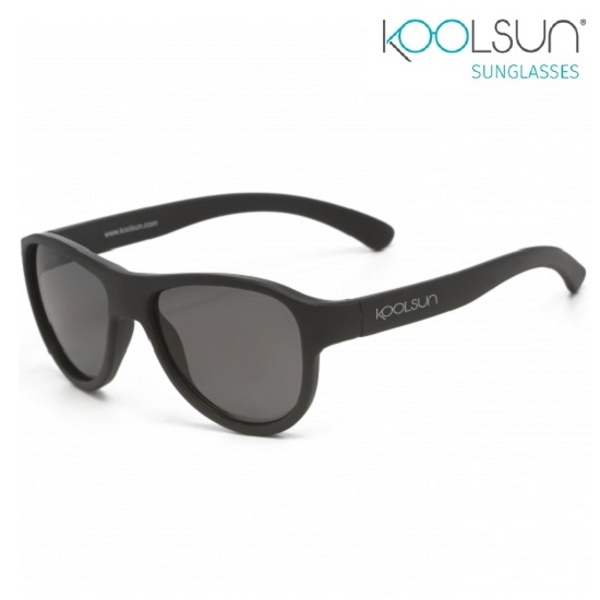 Lasten Aurinkolasit Koolsun Air Phantom Black