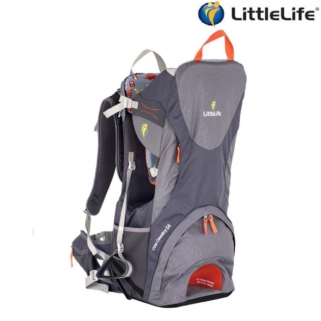 Littlelife Cross Country S4 - Harmaa
