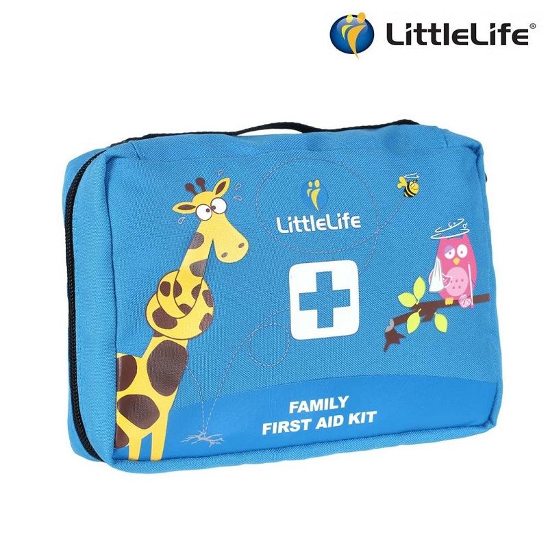LittleLife matka-apteekki - Family First Aid Kit