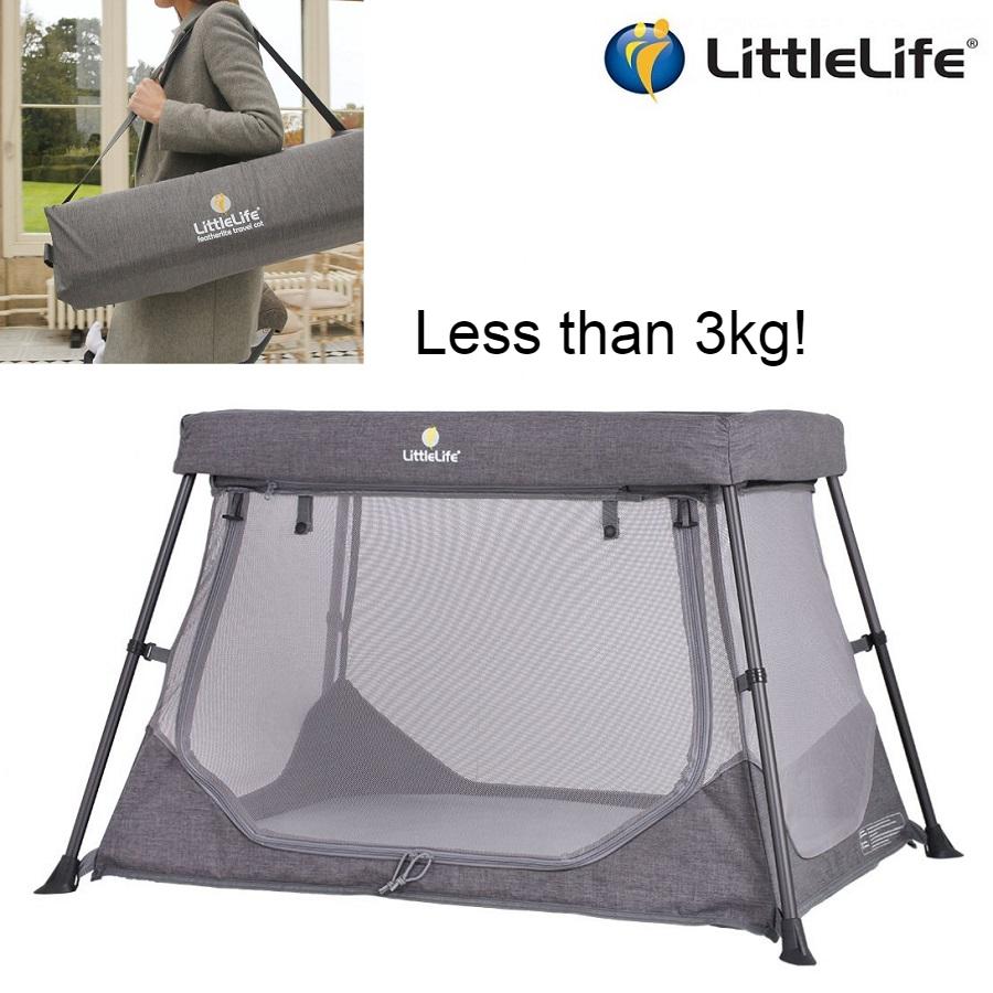 LittleLife Featherlite Matkasänky