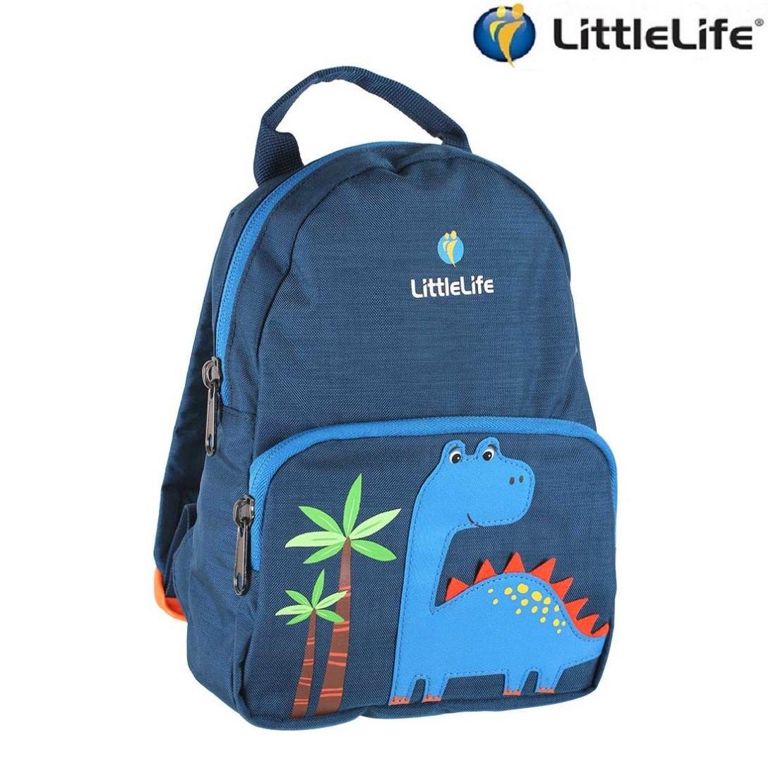 Lasten reppu LittleLife Face Dino