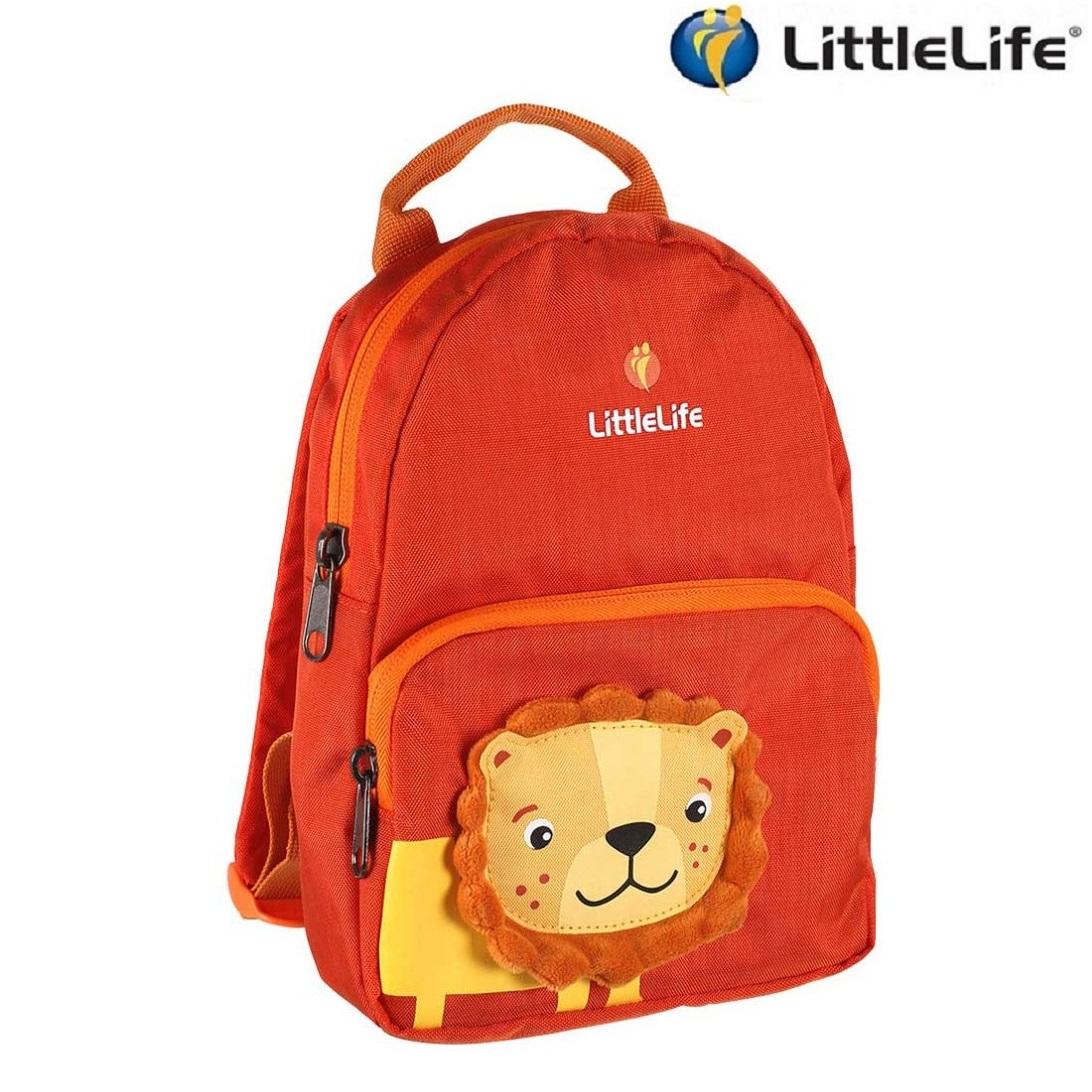 Lasten reppu LittleLife Face Lion