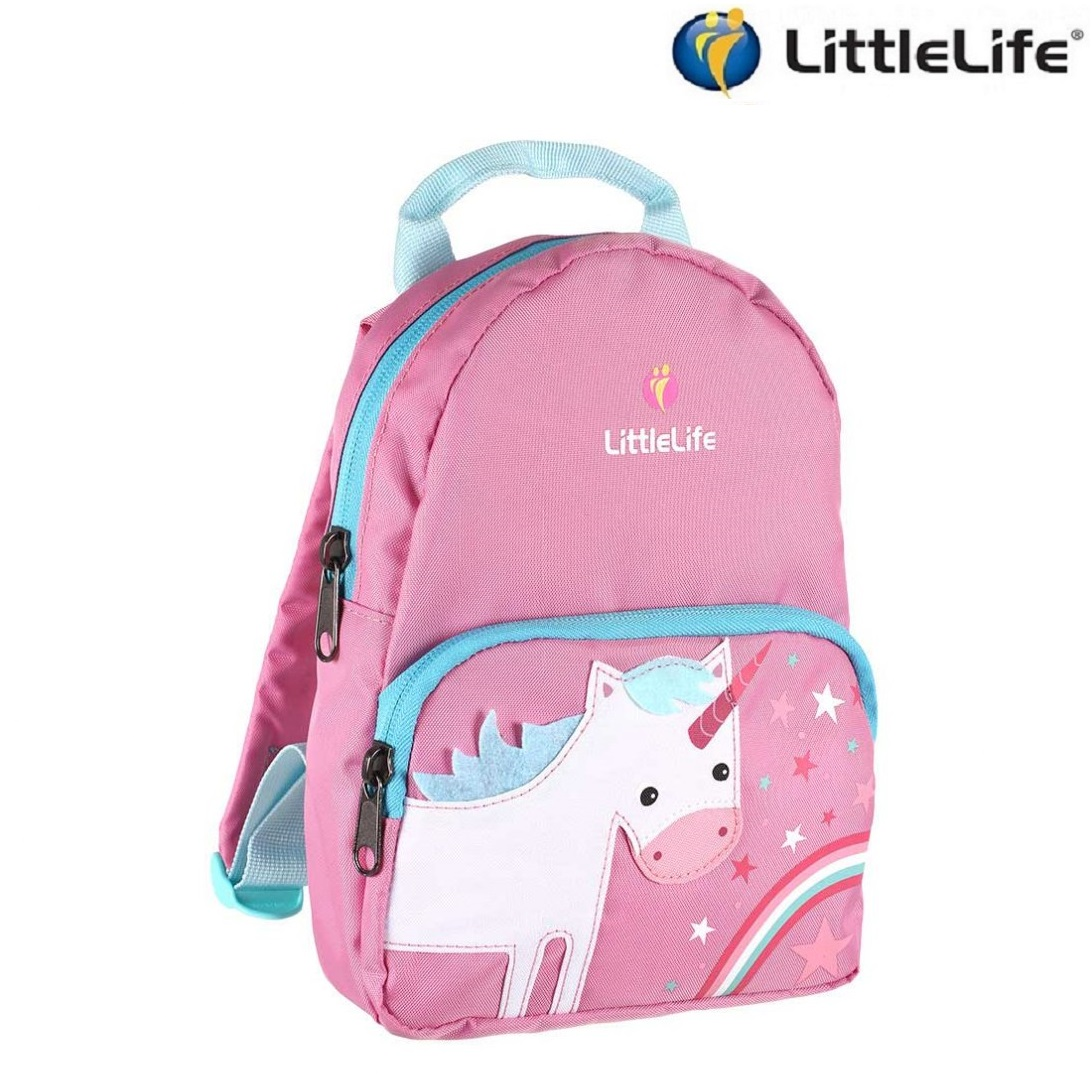 Lasten reppu LittleLife Face Unicorn
