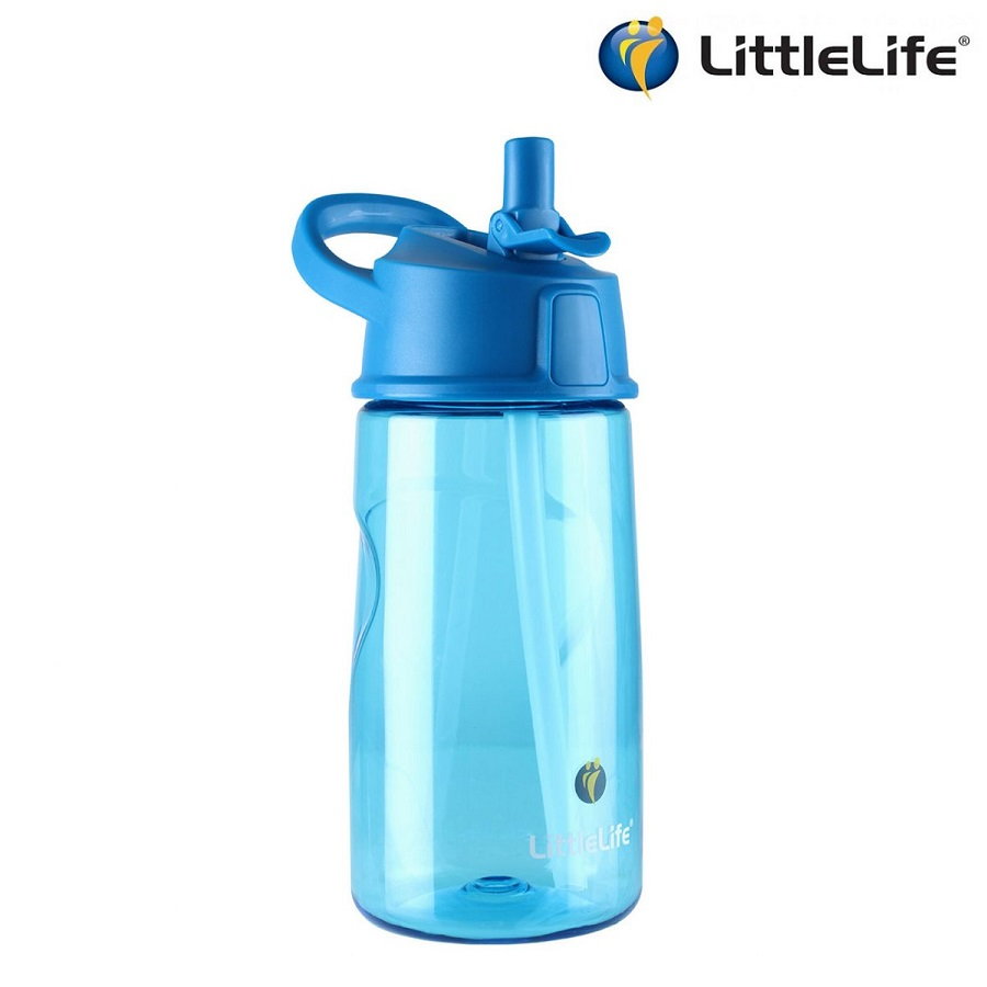 Littlelife Flip Top Bottle