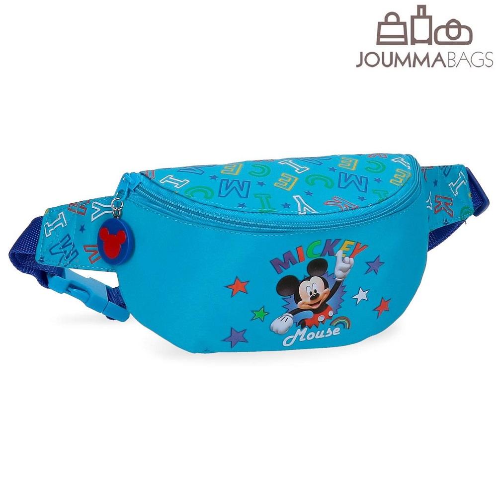 Lasten vyolaukku Mikkihiiri sininen