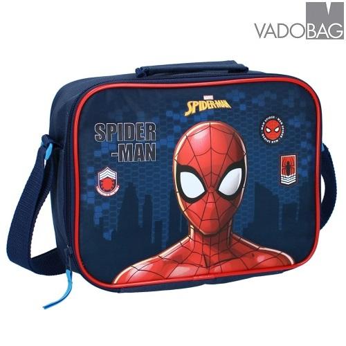 Spiderman Lasten Eväslaukku - Lunchtime!