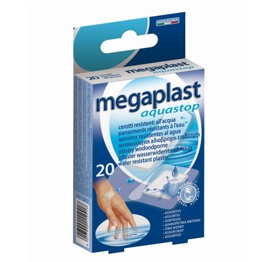 Megaplast Vesitiivit laastarit - Aquastop