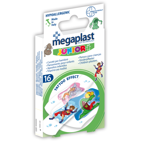 "Megaplast ""Junior Tattoo"""