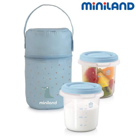 Kylmälaukku Miniland Pack-2-go sininen