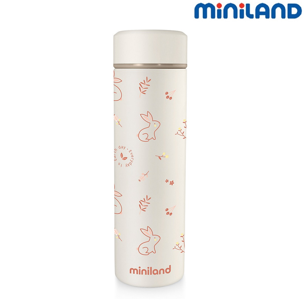 Miniland Termos Natur - Ecofriendly Bunny