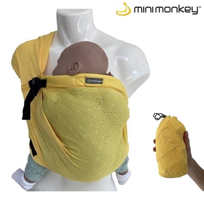 Mini Sling - Keltainen