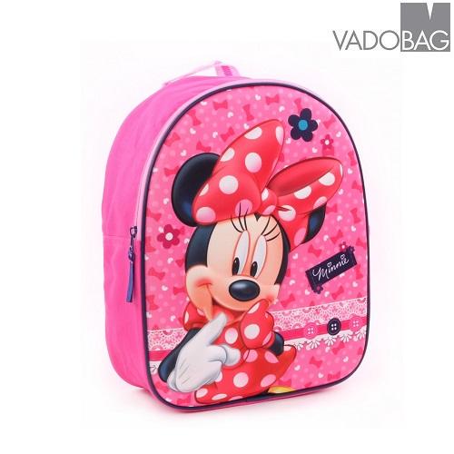 Lasten reppu Minnie Mouse 3D
