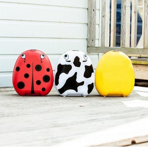 Matkapotta My Carry potty leppakerttu ja lehma