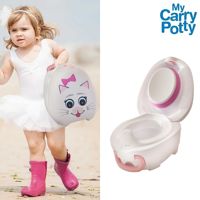 My Carry Potty Matkapotta