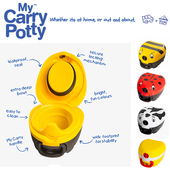 My Carry Potty Matkapotta