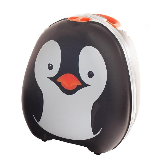 Matkapotta My Carry potty pingviini musta